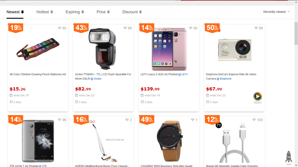 gearbest coupon