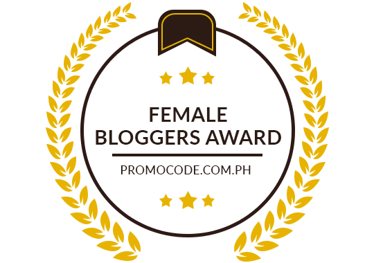Banners for Female Bloggers Award 2019